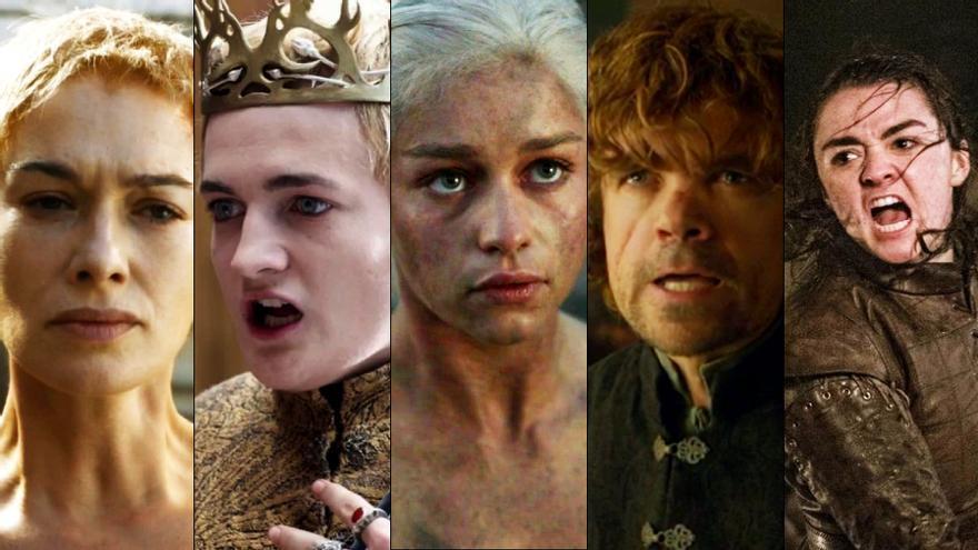 10 escenas para recordar los 10 años del estreno de 'Juego de tronos'