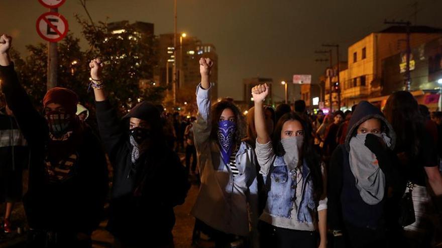 Miles de brasileños protestan en Sao Paulo contra el Gobierno de Michel Temer
