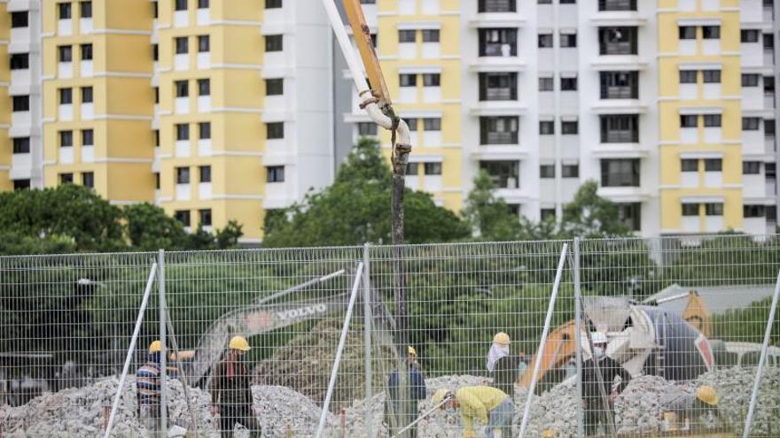 Singapur replantea su relación con los trabajadores inmigrantes tras la COVID-19
