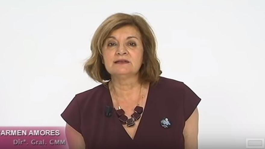 Carmen Amores, directora general de CMM