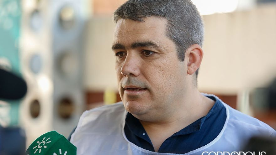 El coordinador de Pacma, Javier Luna | ÁLEX GALLEGOS