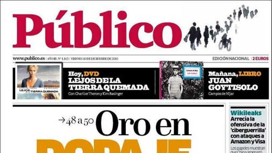De las portadas del día (10/12/10) #9