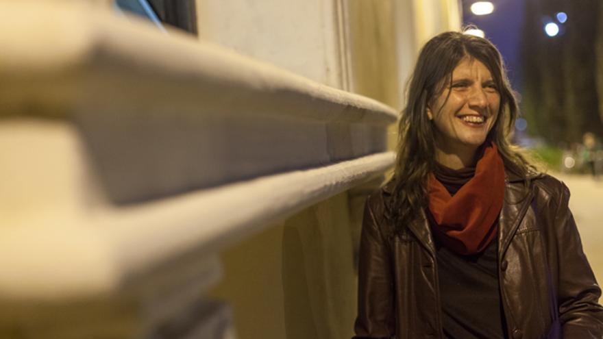 La arquitecta Adriana Ciocoletto.