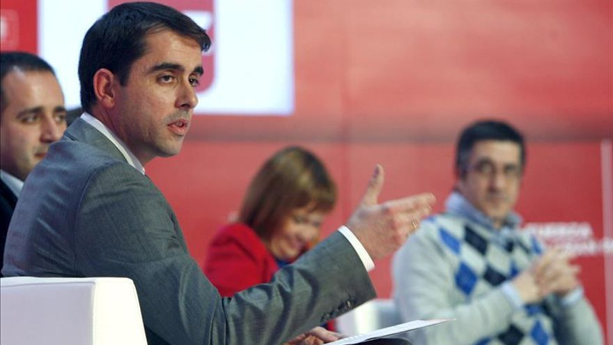 El PSOE de Ceuta pide que un Comité Federal investigue la protesta en Ferraz