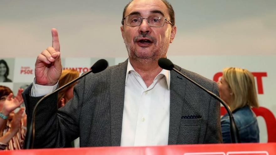 El PSOE gana en Aragón, pero Cs tiene la llave de los gobiernos