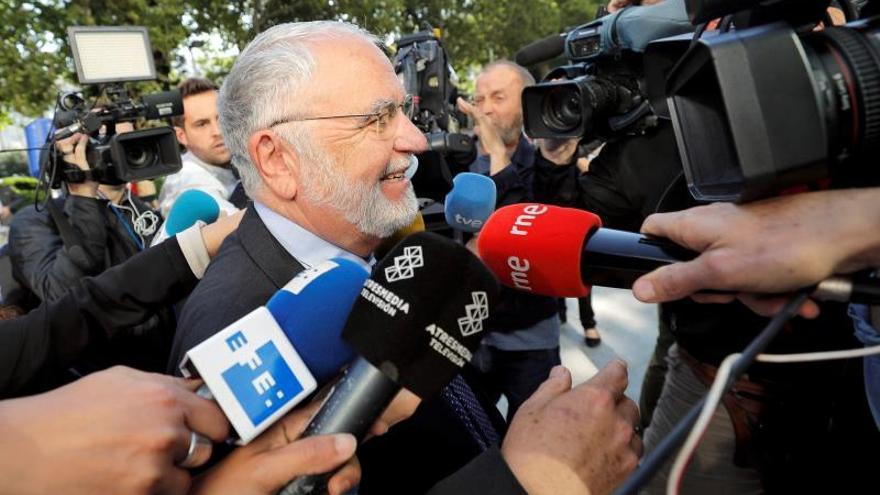 Cotino aporta un informe pericial a la jueza que investiga la visita del papa
