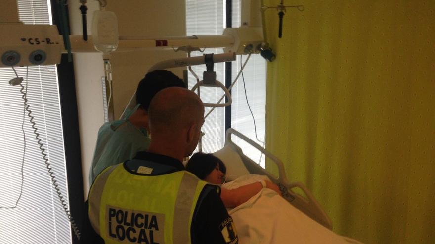 Un bebé nace en la autovía del norte de Gran Canaria