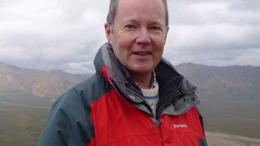 El abogado ambientalista James Thornton