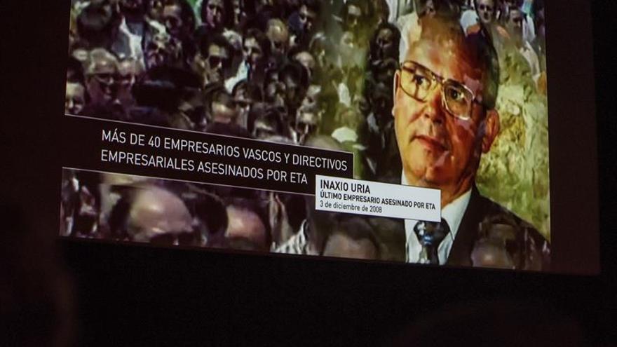 Empresarios vascos recuerdan la soledad con que sufrieron el terrorismo de ETA
