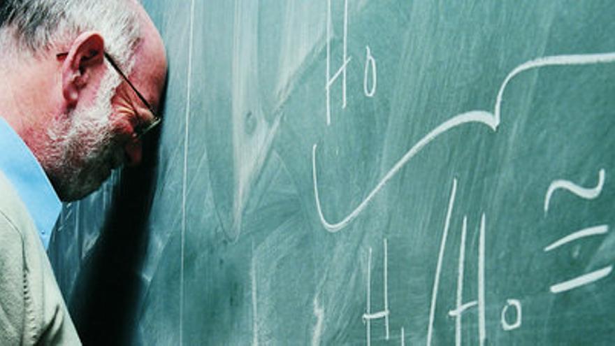 Los profesores están sometidos a muchos momentos de estrés.
