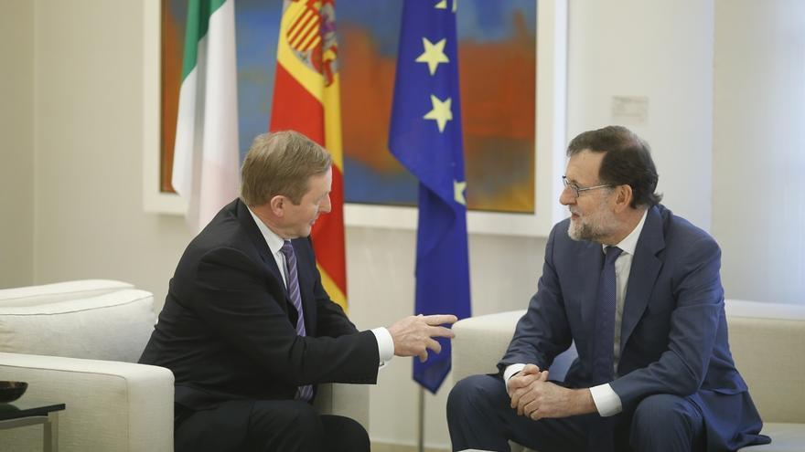 """Rajoy apoya la posición de Cospedal en el accidente del Yak-42 y dice que Trillo será relevado en breve porque """"toca"""""""