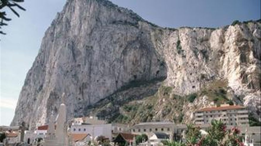 Peñón de Gibraltar. (EUROPA PRESS)