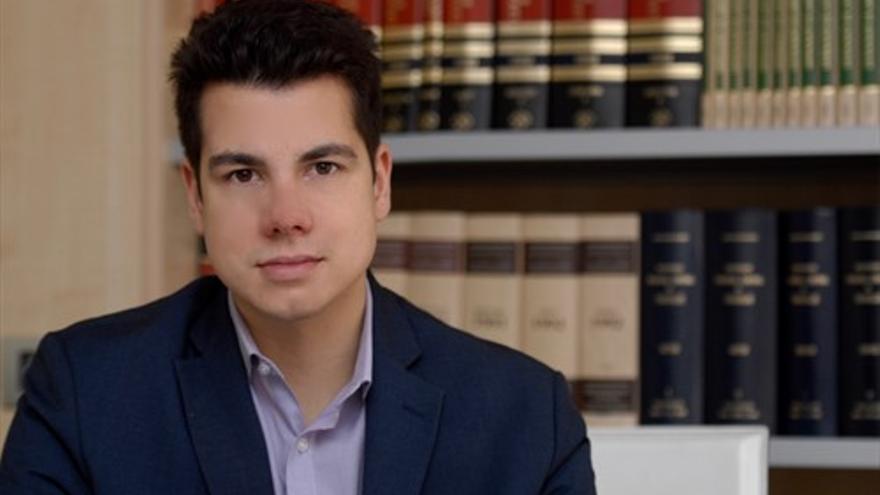 El 'abogado de la plusvalía' Miguel Cotera. | IU CANTABRIA