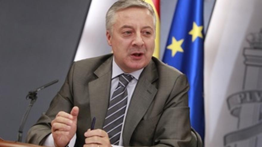 José Blanco, Ministro De Fomento Y Portavoz Del Gobierno