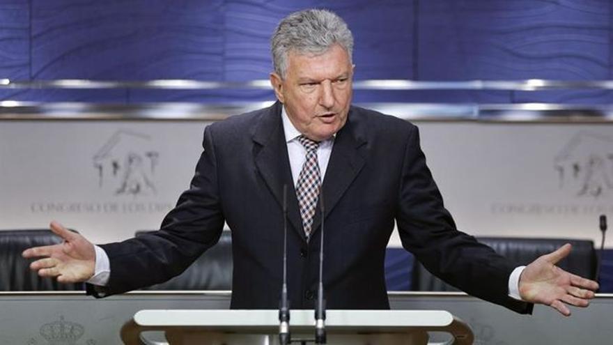 Pedro Quevedo, diputado en el Congreso de Nueva Canarias