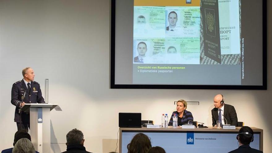 "Holanda frenó una ""operación de ataque cibernético ruso"" contra la OPAQ"