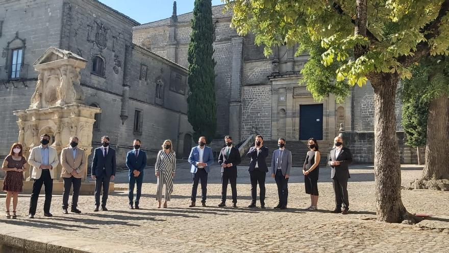 Las Ciudades Patrimonio elaboran un plan de turismo dirigido al mercado nacional hasta final de año