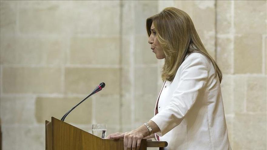 """Díaz cree que se ha demostrado la """"sensibilidad"""" con propuestas de los grupos"""