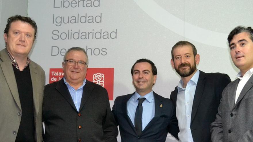Precandidatos del PSOE en Talavera de la Reina (Toledo) se retiran a la vez de las primarias / Foto: PSOE Talavera