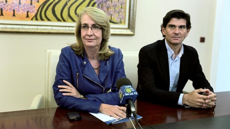 La alcaldesa de Benalmádena se queda en minoría tras destituir también a Concepción Tejada