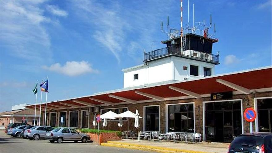 Una imagen del aeropuerto de Córdoba