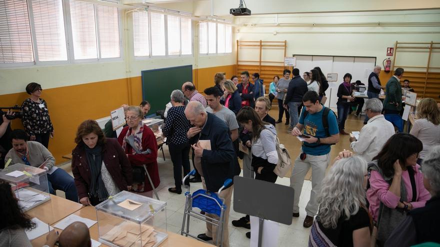 Andalucía ha registrado la mayor participación en elecciones generales desde 2004 y un 16,7% más que el 2D