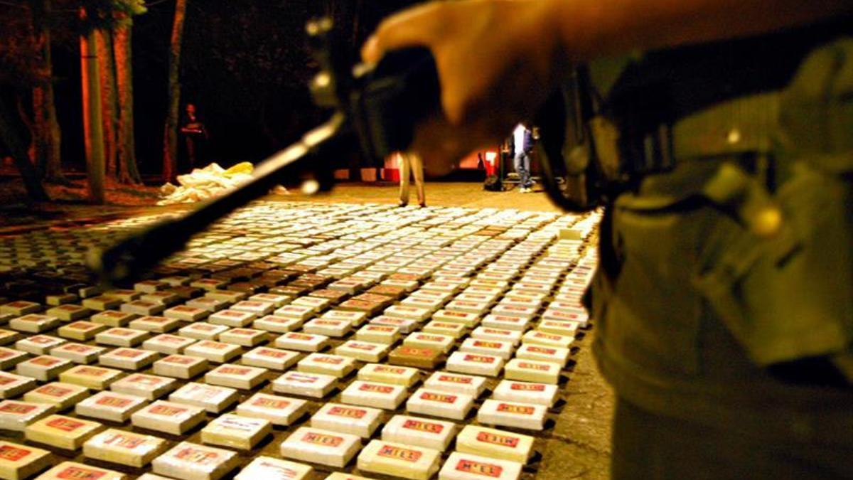 Imagen de archivo. Los cárteles mexicanos y el fentanilo, grandes perturbaciones para la DEA