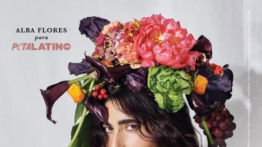 """Alba Flores se hace vegetariana: """"Hay que dejar los animales fuera del plato"""""""