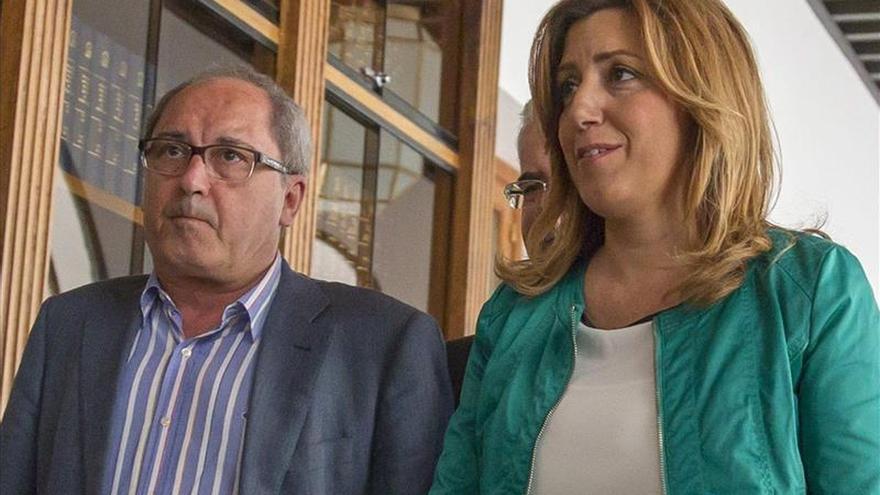 El PSOE-A cree que falla la confianza para garantizar la estabilidad