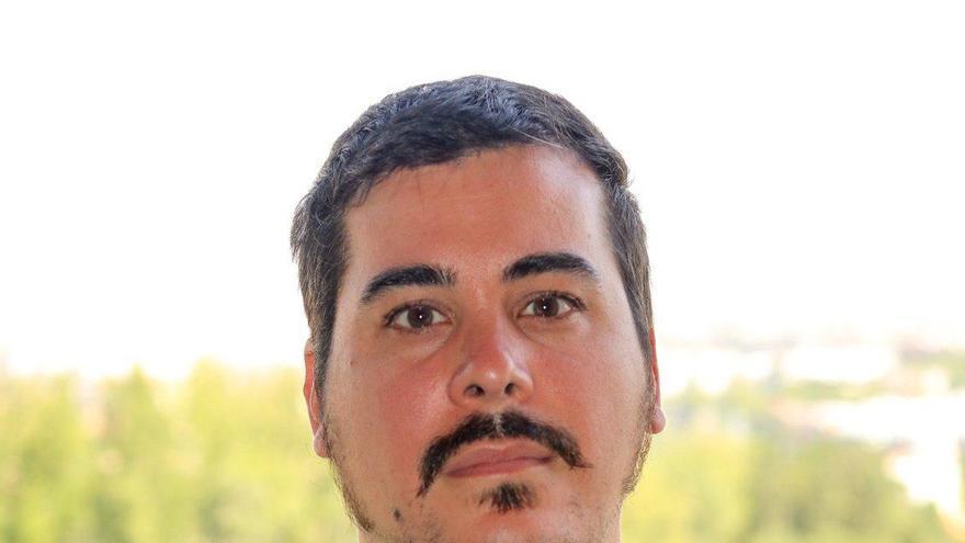 José Luis García Gascón, director general de Participación Ciudadana