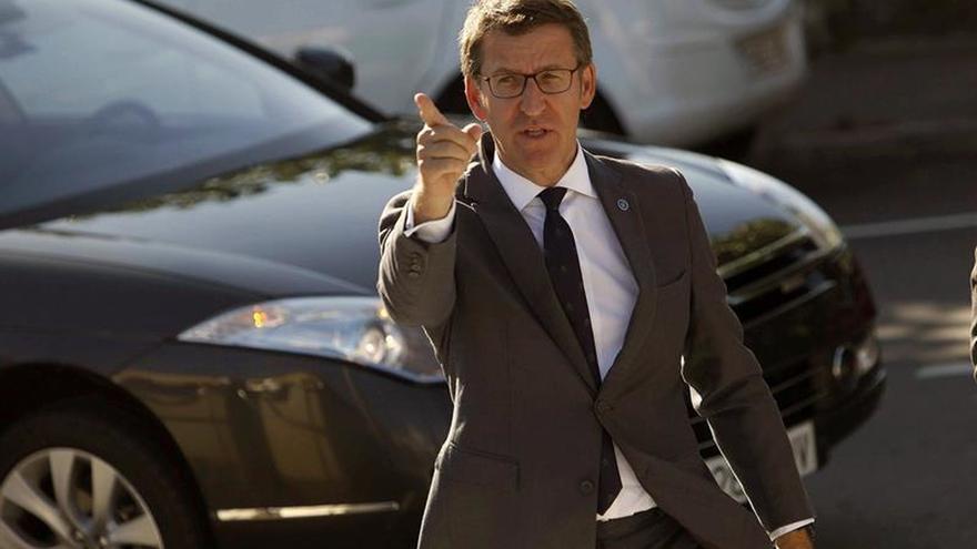 Feijóo anunciará esta tarde su decisión sobre las elecciones gallegas