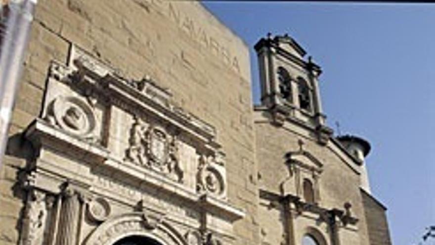 El Museo de Navarra inicia un programa de visitas guiadas gratuitas con estudiantes