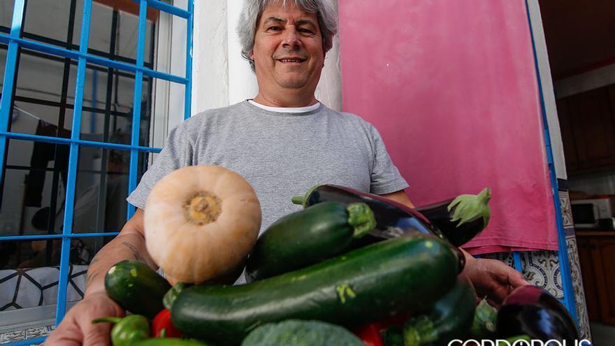 José Frías, el cocinero 'youtuber' de los bares del centro |ALEX GALLEGOS