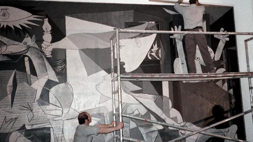 Hoy se presenta en el Reina Sofía la exposición por los 80 años del Guernica