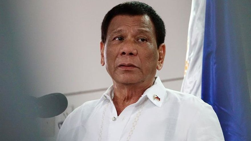 Duterte rechaza las dinastías políticas pese a las candidaturas de sus hijos