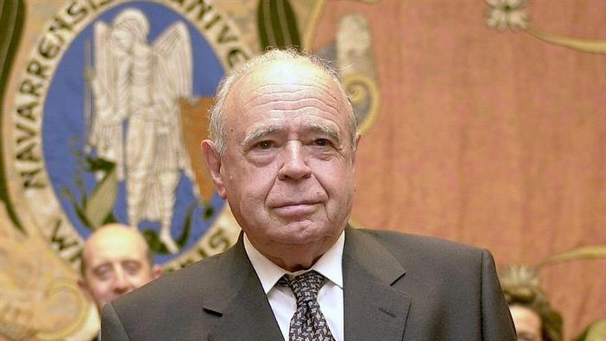 Muere José Javier Uranga, director de Diario de Navarra entre 1962 y 1990