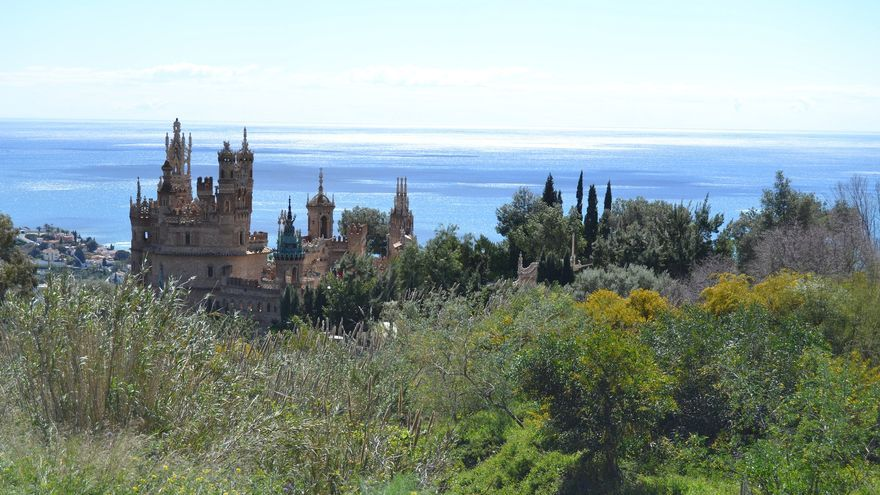 Castillo de Colomares, en Benalmádena