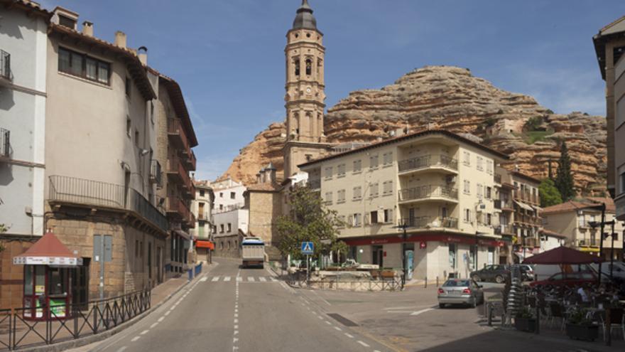 Alcorisa es uno de los municipios considerados muy mineros