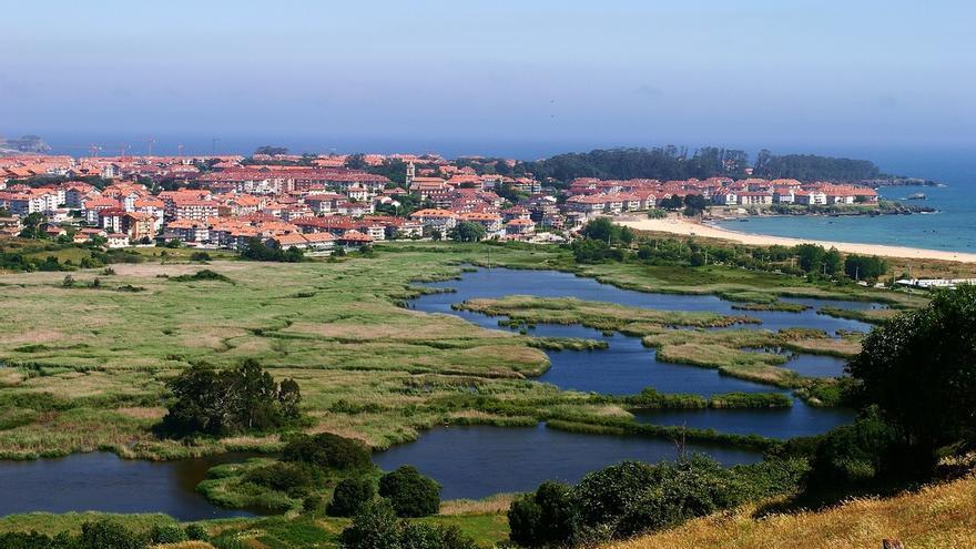 (CORR) Medio Rural espera tener listo el PORN del Parque de las Marismas de Santoña a finales de año