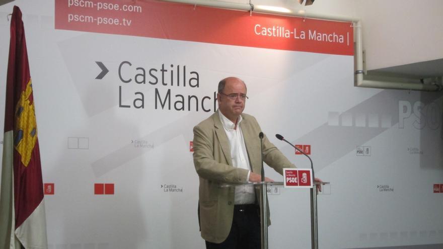 El PSOE quiere que el Congreso inste a Rajoy a impedir que Cospedal aplique la reforma electoral de Castilla-La Mancha
