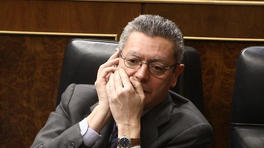 Rosa Díez pregunta a Gallardón por qué debe darse un trato excepcional a la infanta en el juzgado