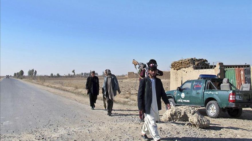 Rusia comparte información con los talibanes para luchar con el EI