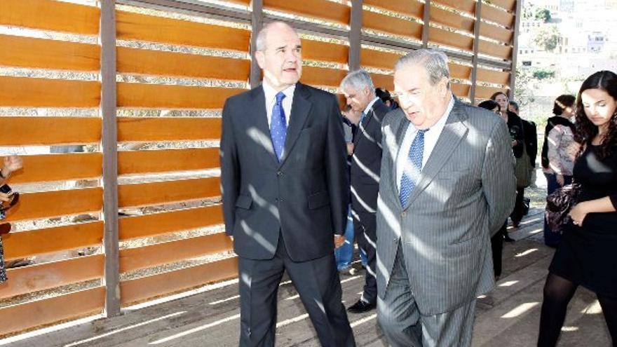 De la visita de Manuel Chaves #11