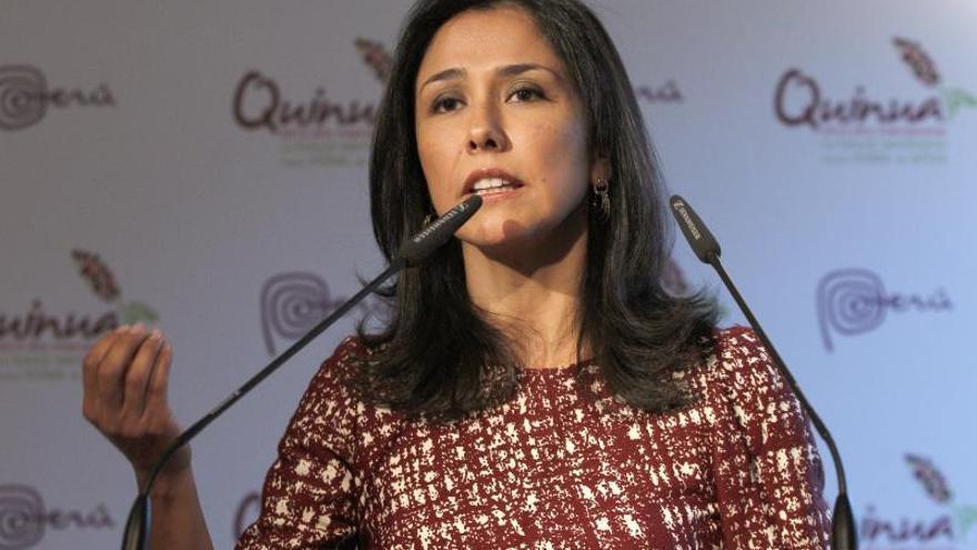 La esposa de Humala mantiene el protagonismo y genera polémica en Perú