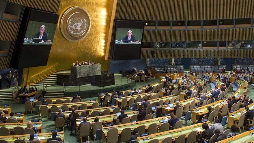 """Guterres dice que la situación en Birmania es una """"pesadilla humanitaria"""""""
