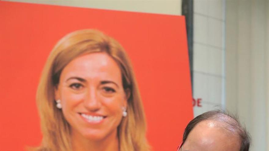 Iceta espera que Chacón recuerde a los socialistas que son una familia
