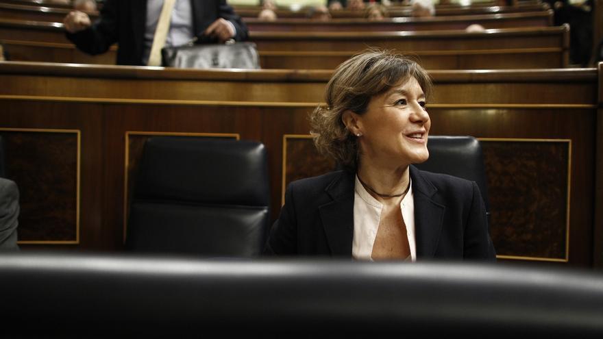 El Gobierno endurece las condiciones para acceder a las ayudas de alimentos  Garcia-Tejerina-Junta-Desarrollo-Rural_EDIIMA20150218_0201_4