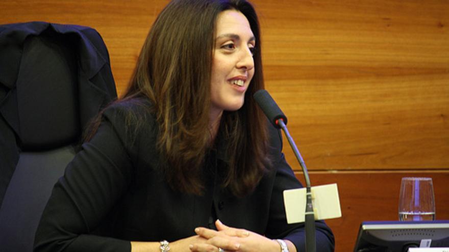Pilar Manchón es cofundadora de Indisys, la 'startup' de desarrollo de asistentes virtuales que adquirió Intel