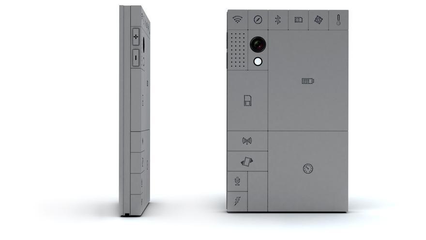 Prototipo de Phoneblock