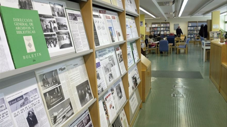 Biblioteca Fermín Caballero de Cuenca